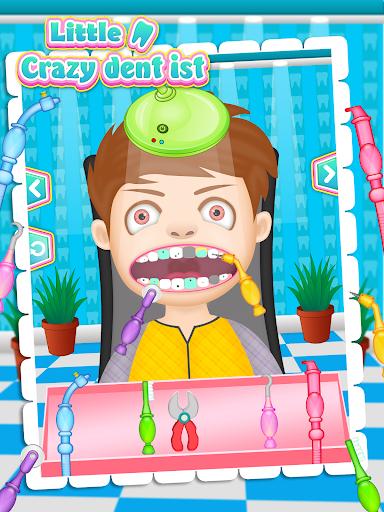 玩休閒App 小疯狂牙医儿童免費 APP試玩