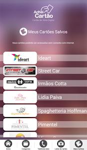 Achei Cartão screenshot 4