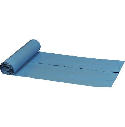 Sopsäckar 50my blå 125L 25/RL