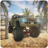 US Army 4x4 Offroad  Corolla Truck Parking 2019 Android APK Download Free By LinkedGeeks