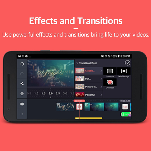 New Tips Kine Master Video Editing 3.0 Screenshots 3