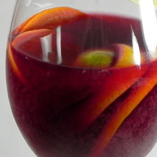 Red Wine Sangria Rum Recipes