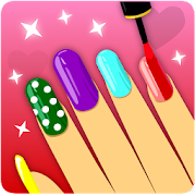 Painting Nails Salon