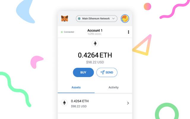 extensia chrome bitcoin