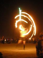 Photo: PDF fire conclave performs