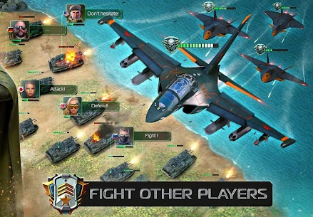 Soldiers Inc: Mobile Warfare MOD APK (Unlimited Everything) 4