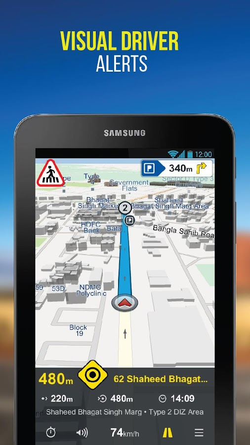 navimaps 3d gps navigation android apps on google play. Black Bedroom Furniture Sets. Home Design Ideas