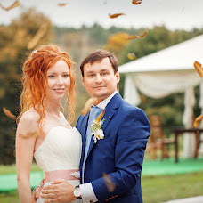 Wedding photographer Olga Leonova (Diagonal). Photo of 14.11.2017