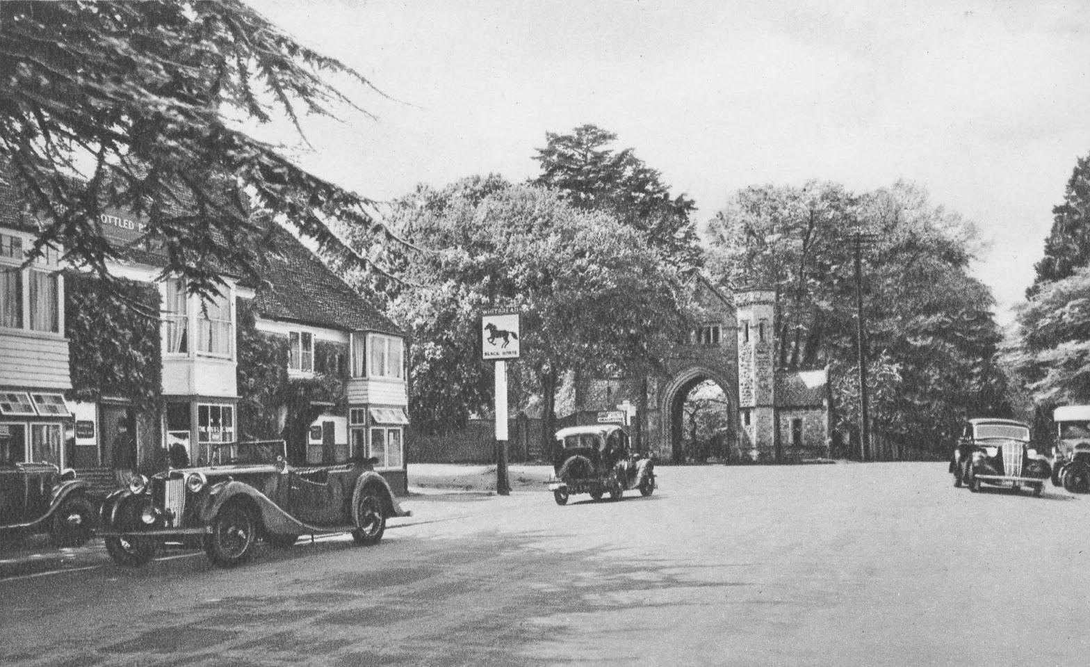 Tenterden Archive photos West Cross Tenterden