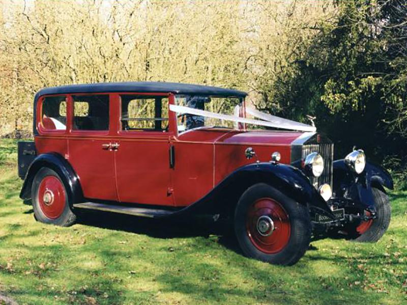 Rolls Royce Limousine 20 25 Hire Hampshire