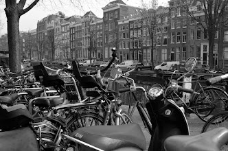 Photo: Amsterdam - So many bikes!