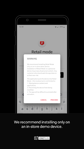 Download OnePlus Retail Mode MOD APK 2