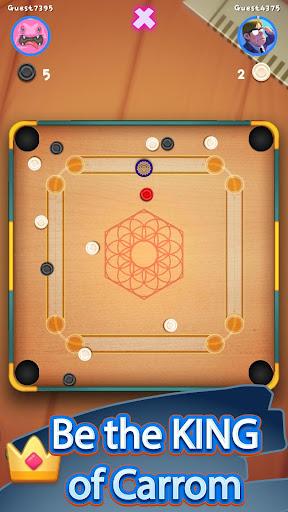 CarromBoard - Multiplayer Carrom Board Pool Game  screenshots 3