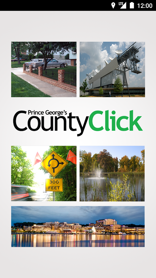 CountyClick- screenshot