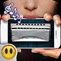 Real Harmonica Simulator icon