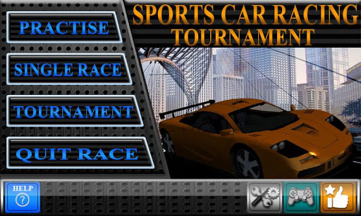 Sports Car Racing Tournament