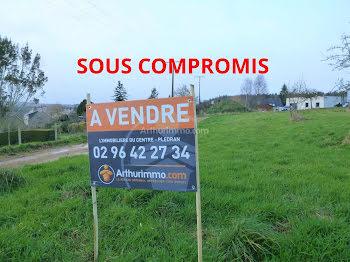 terrain à batir à Saint-Carreuc (22)
