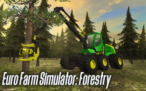Euro Farm Simulator: Forestry 1.03 screenshots 1