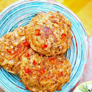 Vegan Baked Potato Latkes