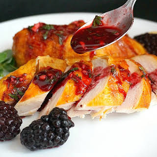 Chicken With Blackberry Sauce Recipes.