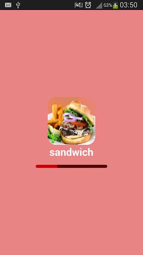 ساندويتشات منزلية 2015