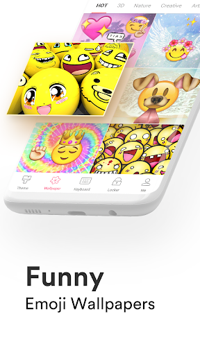 Emoji Phone for Android - Stickers & GIFs 1.1.0 screenshots 3