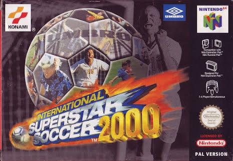 International Superstar Soccer 2000