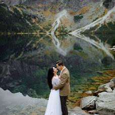 Wedding photographer Vladimir Gerasimchuk (wolfhound911). Photo of 26.10.2017