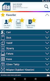 DİA Mobile - náhled
