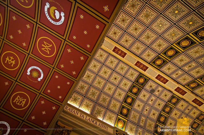 Tuguegarao Cathedral Ceiling Details