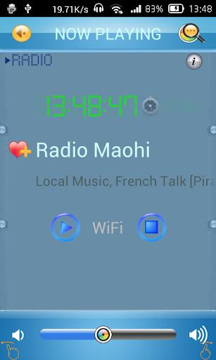 Radio French Polynesia