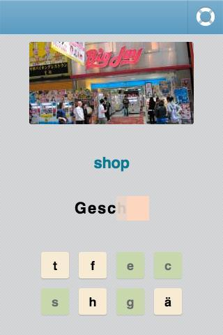 Learn German - 3,400 words screenshot 3