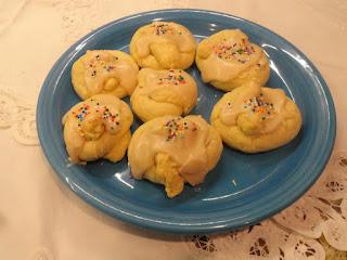 Grandma Lu's Vanilla Anisette Christmas Cookies Recipe