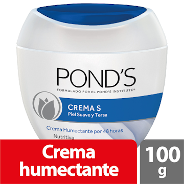 Crema PONDS S Humectante   24H Origen Natural x100g
