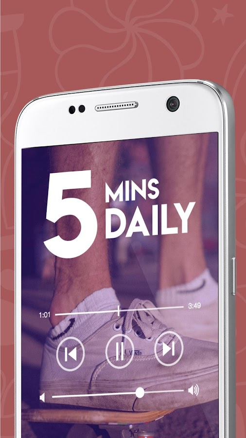 Daily AA Speakers - 5 Minutes of Recovery Each Day- screenshot