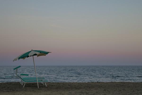 al ombra del tramonto di irina sirbu