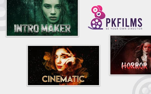 PK Film : Movie Maker, Be Your Own Movie Director App Download For Android 1