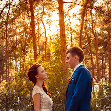 Wedding photographer Lesya Sovina (Sovina). Photo of 16.04.2015