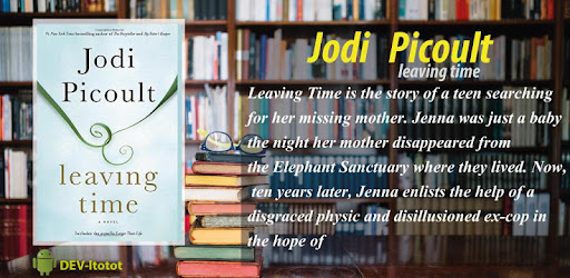 Leaving Time by Jodi Picoult free book – Apps on Google Play