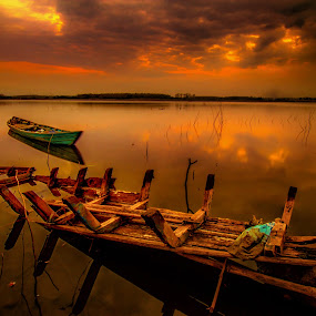 by Annisa Fitriani - Transportation Boats
