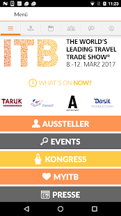 ITB App 2017- screenshot thumbnail