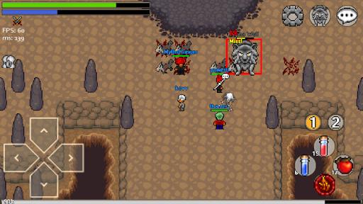 Pereger MMORPG (BETA) 0.4.16 Mod screenshots 3
