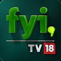 FYI TV18 icon