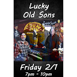 Live Music w/ Lucky Old Sons