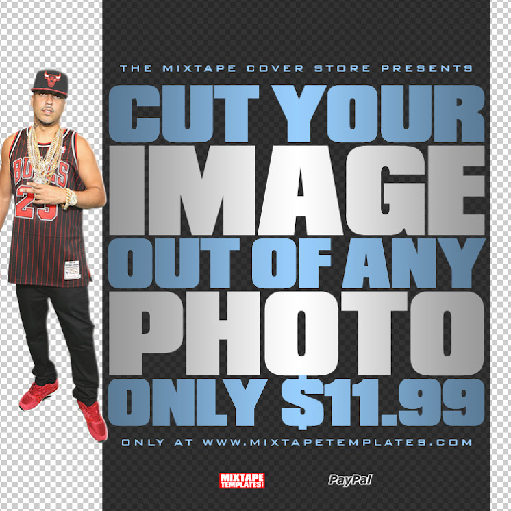 Cut Your Image Out Of Any Photo !