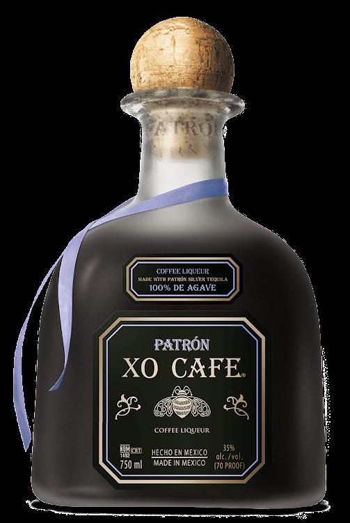 Logo for Patron XO Café Liqueur