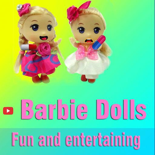 KN Channel Barbie Dolls