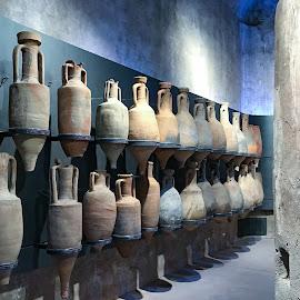 amphoras by Antonello Madau - Instagram & Mobile iPhone