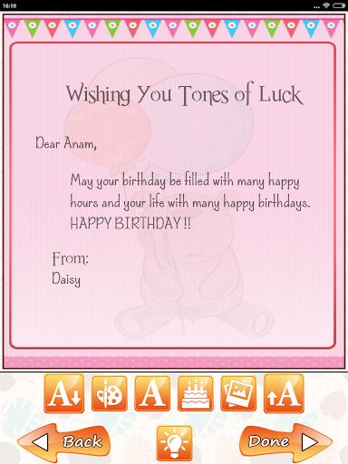 Birthday greeting cards maker apk 18 download only apk file for birthday greeting cards maker m4hsunfo