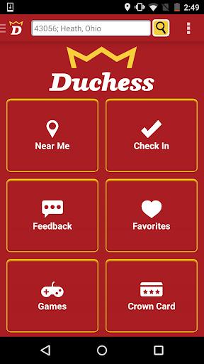 Duchess Deals App
